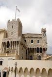 Castillo francés Grimaldi Imagen de archivo libre de regalías