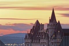 Castillo francés Laurier fotografía de archivo libre de regalías