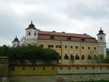 Castillo francés Milotice, República Checa Foto de archivo libre de regalías