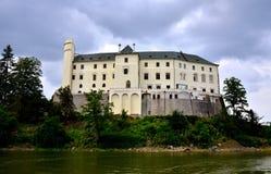 Castillo francés OrlÃk Fotos de archivo