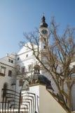 Castillo francés Pardubice, museo Fotografía de archivo libre de regalías