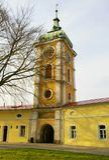 Castillo francés Paskov imagen de archivo