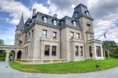 Castillo francés-sur-MER - Newport, Rhode Island imagenes de archivo