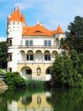 Castillo francés Zinkovy Foto de archivo libre de regalías