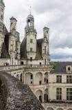 Castillo Francia de Chambord Fotografía de archivo