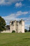 Castillo Fraser en Escocia Imagenes de archivo