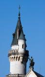 Castillo Fussen Alemania de Neuschwanstein imagen de archivo