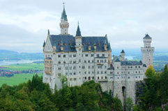Castillo germánico Fotos de archivo libres de regalías