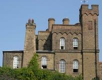 Castillo Greenwich de Vanbrugh Fotografía de archivo libre de regalías