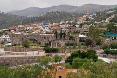 Castillo Guanajuato México de Santa Cecilia fotos de archivo