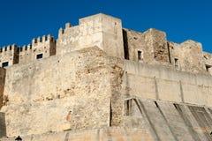 Castillo of Guzman el Bueno Stock Photo