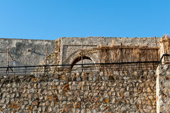 Castillo of Guzman el Bueno Stock Photos