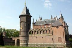 Castillo Heeswijk Fotos de archivo libres de regalías