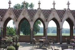 Castillo Heeswijk a Heeswijk Dinther Foto de archivo libre de regalías
