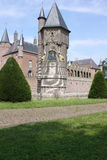 Castillo Heeswijk a Heeswijk Dinther Foto de archivo