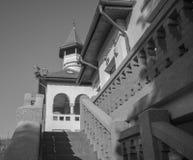 Castillo hermoso Fotografía de archivo
