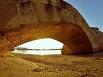 Castillo hermoso del mar Fotos de archivo