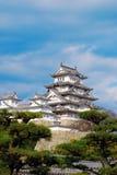 Castillo Himeji Fotos de archivo