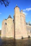 Castillo histórico Assumburg, los Países Bajos Fotos de archivo libres de regalías
