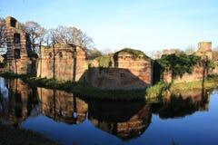 Castillo histórico Batenburg, los Países Bajos Imágenes de archivo libres de regalías