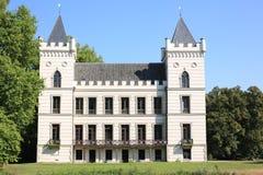 Castillo histórico Beverweerd, los Países Bajos Foto de archivo