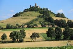 Castillo histórico Desenberg en Westfalia, Alemania Fotos de archivo libres de regalías