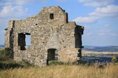 Castillo histórico Desenberg en Westfalia, Alemania Fotografía de archivo