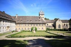 Castillo histórico Gehrden en Westfalia, Alemania Imagenes de archivo