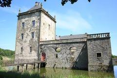 Castillo histórico Gesmold en Baja Sajonia, Alemania Fotos de archivo libres de regalías