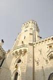 Castillo Hluboka Imágenes de archivo libres de regalías