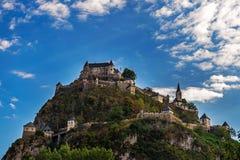 Castillo Hochosterwitz Austria Fotografía de archivo libre de regalías