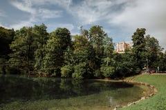 Castillo Hohenschwangau de Schloss en Alemania Fotos de archivo