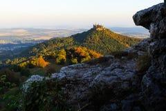 Castillo Hohenzollern Imagen de archivo