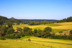 Castillo Hohenzollern Fotografía de archivo libre de regalías