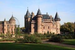 Castillo holandés Fotografía de archivo libre de regalías