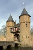 Castillo holandés 7 Foto de archivo