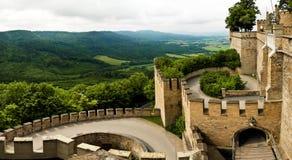 Castillo imperial Imágenes de archivo libres de regalías