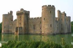 Castillo inglés foto de archivo