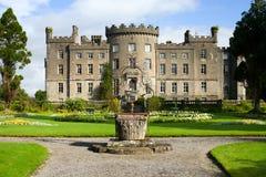 Castillo irlandés Fotografía de archivo libre de regalías