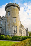 Castillo irlandés foto de archivo