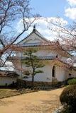 Castillo Japón de Himeji Foto de archivo