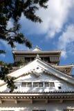 Castillo japonés Fotografía de archivo