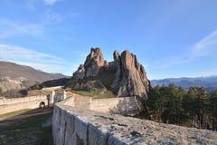 Castillo Kaleto Bulgaria imagenes de archivo