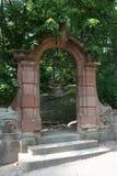 Castillo Konopiste en República Checa Imagen de archivo