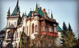 Castillo Kosice de Benes Fotos de archivo libres de regalías