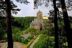 Castillo Kost Fotos de archivo libres de regalías