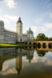 Castillo Krasiczyn Imagen de archivo libre de regalías