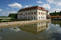 Castillo Kratochvile Fotos de archivo libres de regalías