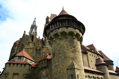 Castillo Kreuzenstein Imagen de archivo libre de regalías