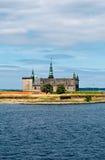 Castillo Kronborg Imagen de archivo libre de regalías